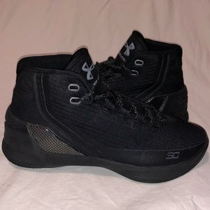 Under Armour Curry 3 Trifecta Basketball Shoes 8